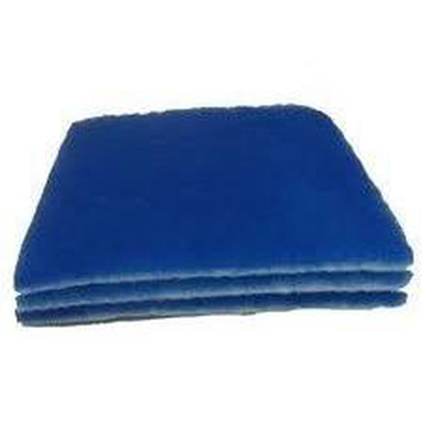Pondmaster Blue Polyester Pads for 500 filter, 2 pack 9