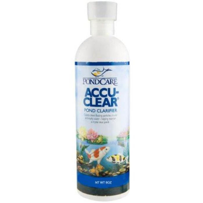 Pondcare Accuclear Pond Clarifier, 8fl. Oz - Pond Supplies 4 Less