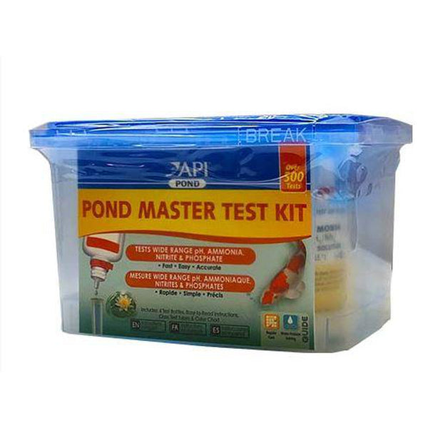 API Master Liquid Test Kit For Ponds, Over 300 tests, 164M - Pond Supplies 4 Less
