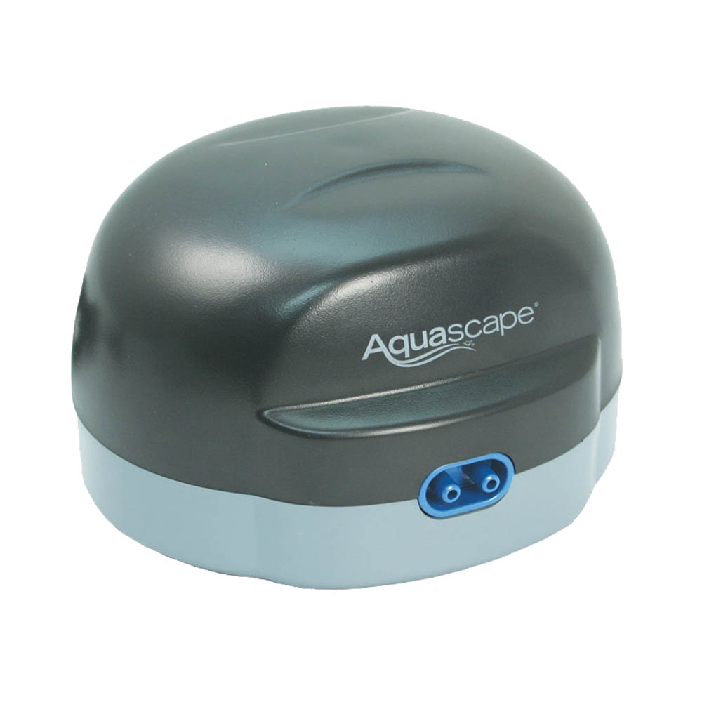 Aquascape Pond Aerator 2 Outlet Includes winter safe tubing with check valves and aeration discs, 75000 - Pond Supplies 4 Less