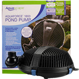 Aquascape AquaForce 1800 Pump, 91112 - Pond Supplies 4 Less