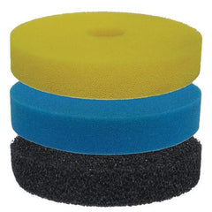 EasyPro ECF25F Replacement Filter Pads for ECF25, 25U, ECR40, 40U, 91776 - Pond Supplies 4 Less