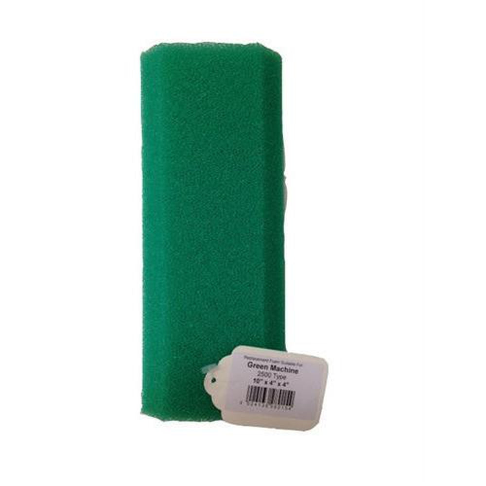 Hozelock 2500 Green Machine Filter Pads, FOC500 - Pond Supplies 4 Less