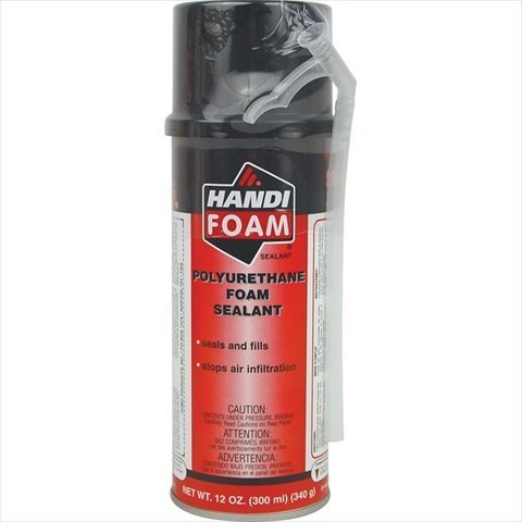 Handi Foam Black Waterfall Foam - Pond Supplies 4 Less