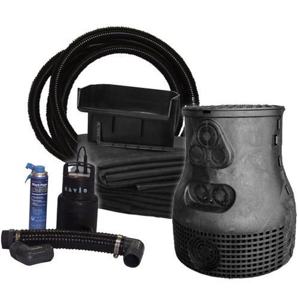 Savio Large Pond Free Waterfall Package - Pond Supplies 4 Less