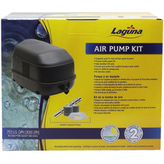 Laguna Aeration Kit 45 including airstones and tubing. Max output 45 LPM, PT1620 - Pond Supplies 4 Less