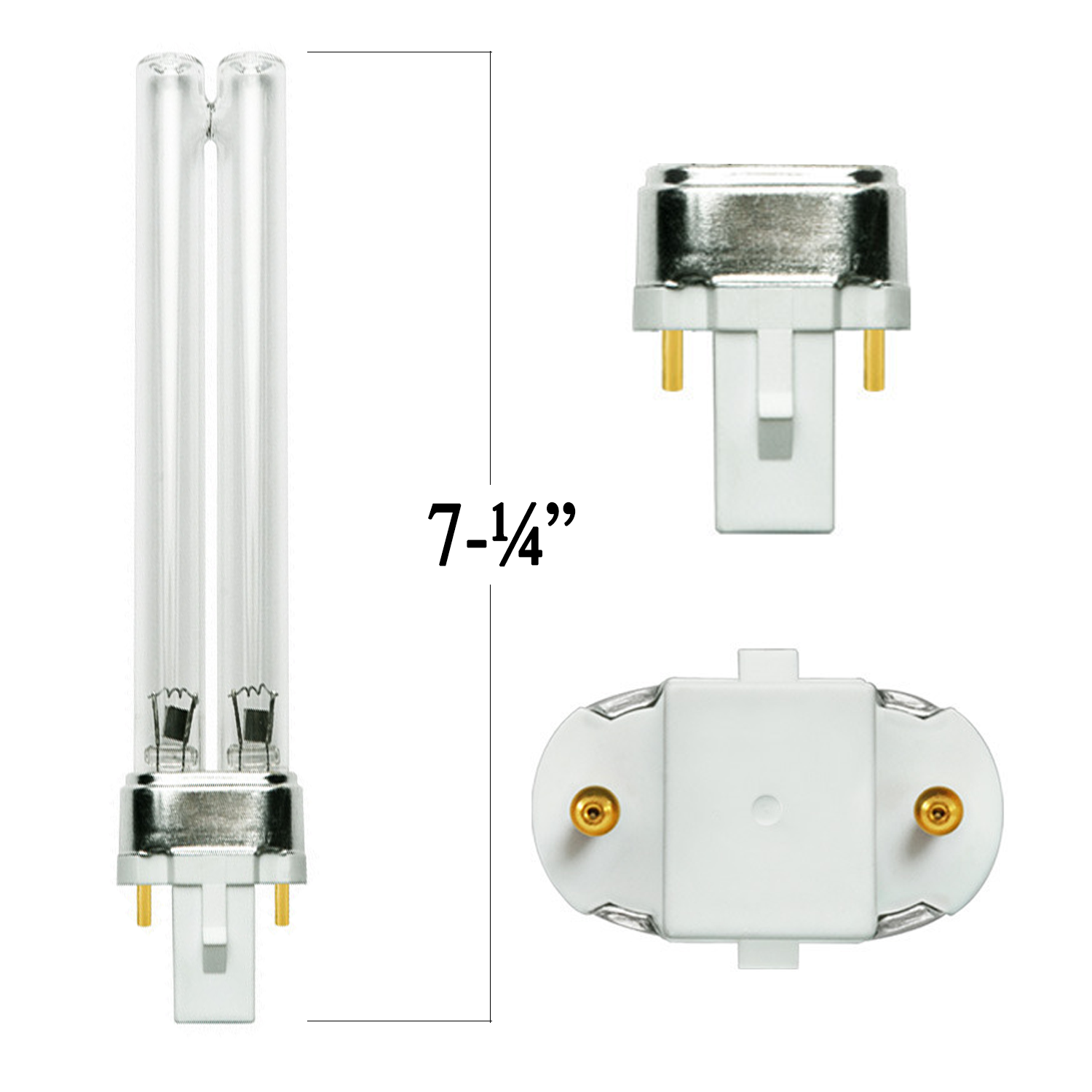 Laguna 13 watt UV Bulb for Pressure Flo 1000 & 2000 & Power Clear Multi, PT1701 - Pond Supplies 4 Less