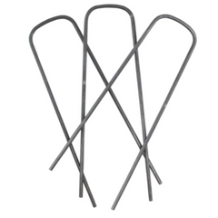 "DeWitt 6"" Anchoring Pins for Pond Nets, 12348 - Pond Supplies 4 Less"
