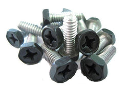 Aquascape BioFalls & Skimmers Aluminum Screw Set 15pc, #29249 - Pond Supplies 4 Less
