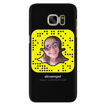 Snapcode Custom Cell Phone Case - Samsung Galaxy 7