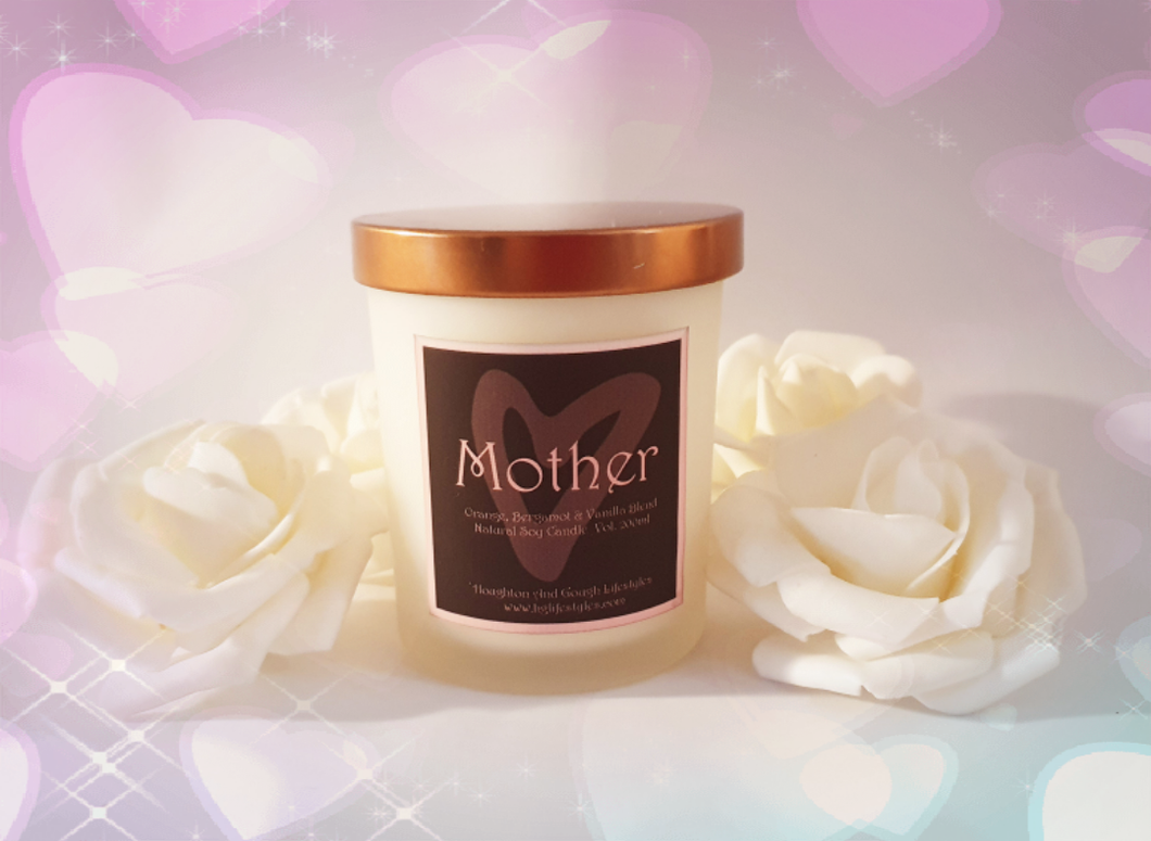 Mother's Day Candle - Houghton & Gough Lifestyles