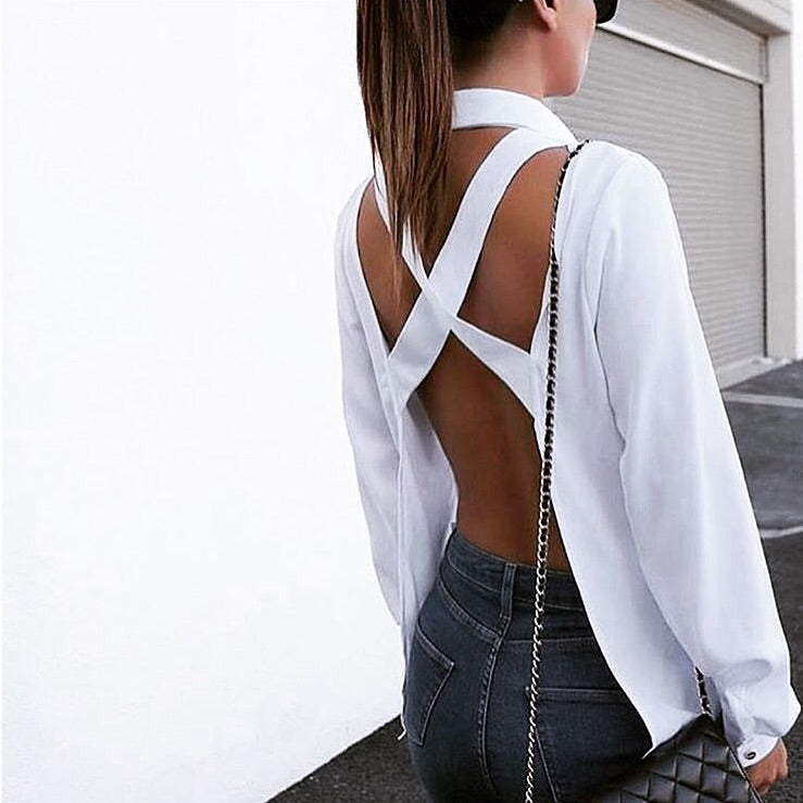 Acute Shirt In White