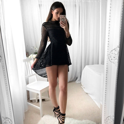 Daria playsuit - Black