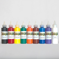 Chroma - 9 Bottle Primary Color Set