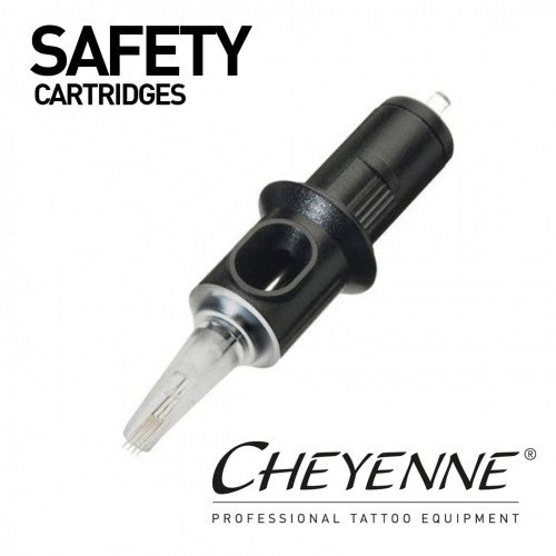 Cheyenne Safety - Magnum Soft Edge - Nadelmodule - 7, 9, 13, 15, 17, 23 & 27