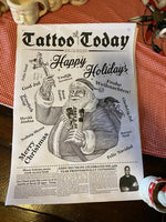 Tattoo Today #5 - Holiday Edition