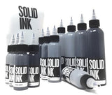 SOLID INK Opaque Grey Set