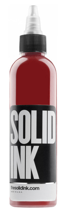 SOLID INK - Burgundy