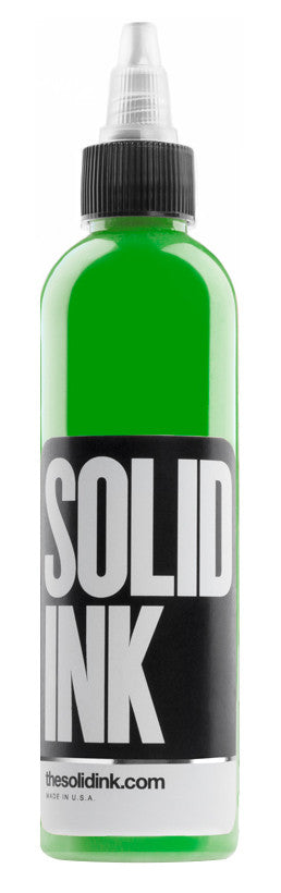 SOLID INK - Medium Green