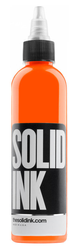 SOLID INK - Orange