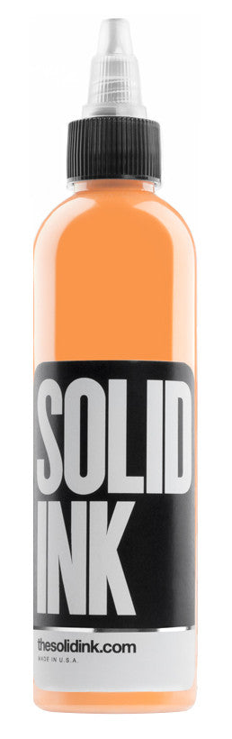 SOLID INK - Peach Orange