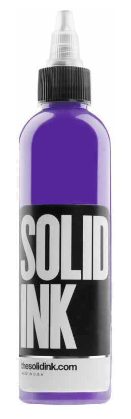 Solid Ink - Purple