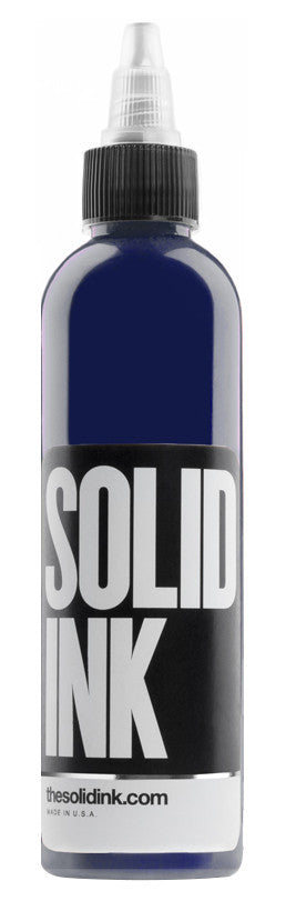 SOLID INK - Ultramarine