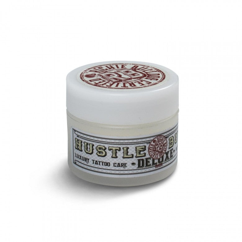 "Hustle Butter Deluxe® Organic Tattoo Care - Kleinbecher ""The Ones"" je 30ml (1oz)"