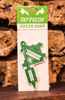 TAT-FRESH GREEN SOAP - Duftbaum