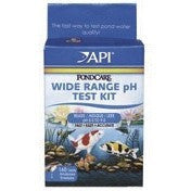 Wide Range liquid pH Test Kit. #160 - lagunapondsupplies.com