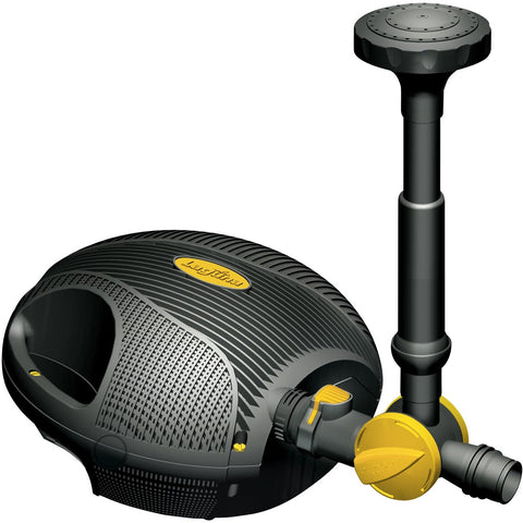 PowerJet 1350GPH Fountain/Waterfall Pump Kit, PT8208 - lagunapondsupplies.com