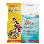 Color Enhancing Goldfish/Koi Floating Food 6 lb, PT127 - lagunapondsupplies.com