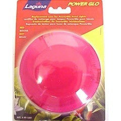 PowerGlo Color Lens Red,PT1581 - lagunapondsupplies.com