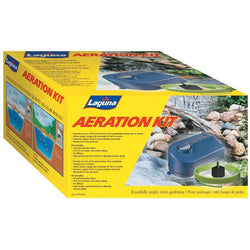 Aeration Kit With Air Stone and Tubing  PT1630 - lagunapondsupplies.com