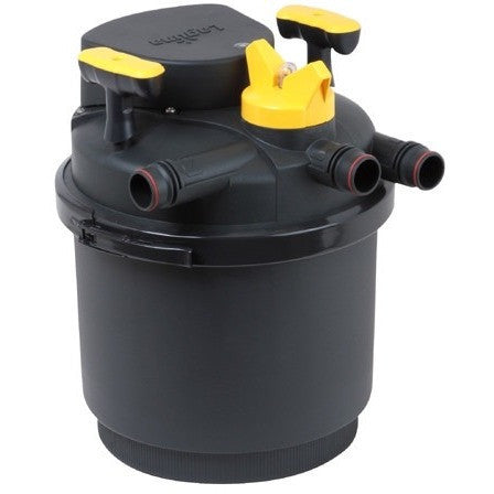 Laguna Pressure-Flo 1000 High Performance Backwashable Pressure Filter With Built In UV PT1725 - lagunapondsupplies.com
