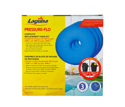 Pressure-Flo 1000 Replacement Foam 3 pack, PT1735 - lagunapondsupplies.com