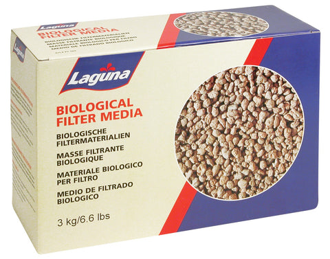 PowerFlo 1000 Biological Media 6 3/4 lb PT565 - lagunapondsupplies.com