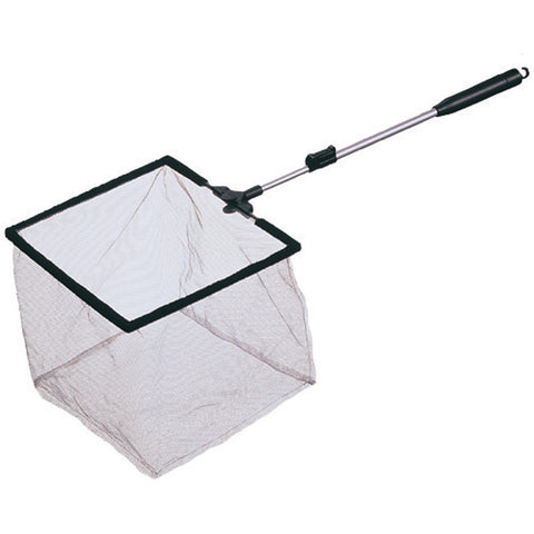 "Laguna Mini Fish Net, 8""x6"" with 14""-24"" Telescopic Handle PT813 - lagunapondsupplies.com"
