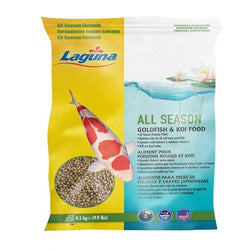 All Season Goldfish & Koi Floating Food - 4.5 kg (9.9 lb), PT85 - lagunapondsupplies.com
