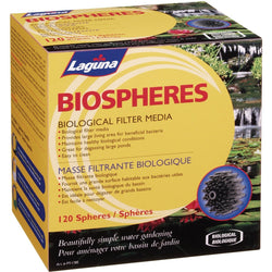 Biospheres For The Pressure Flo & Power Flo Filters, 120/Box PT1785 - lagunapondsupplies.com
