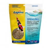 spring and fall fish food
