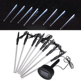 Solar Power Tube LED Lights - Garden. Pathways - Lamp