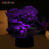 Wonder Woman - 3D LED Lamp - Lamp