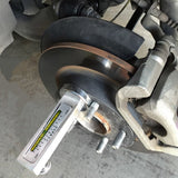 Magnetic Camber Gauge Tool to check your Wheel Alignment - Lamp