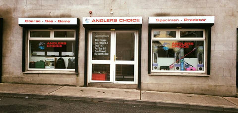 Anglers Choice reatil shop carrickmacross
