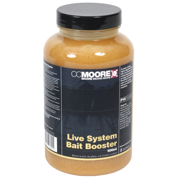 CC MOORE LIVE SYSTEM BAIT BOOSTER