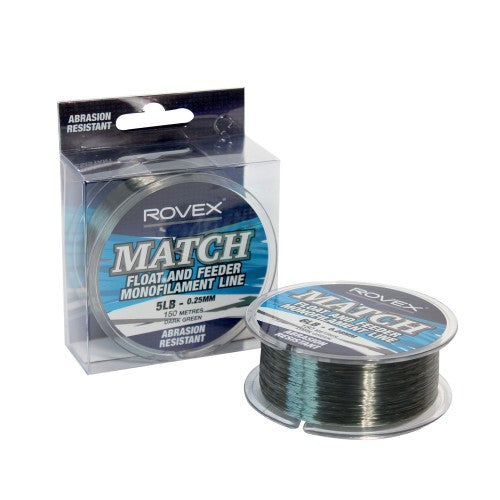 Match Float and Feeder Line