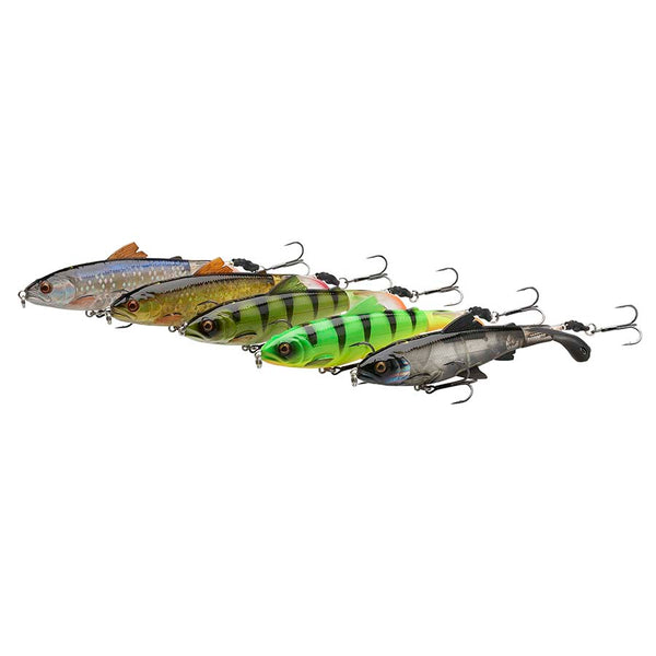 3D Smash Tail Minnow 135