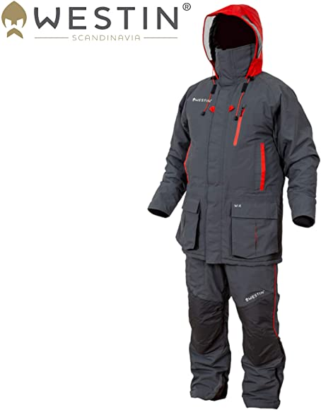 W4 WINTER SUIT EXTREME GREY