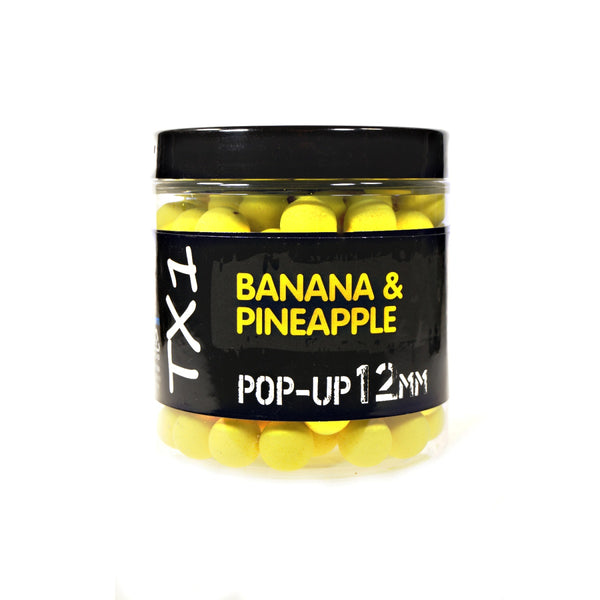 BANANA & PINEAPPLE POP-UP 15MM